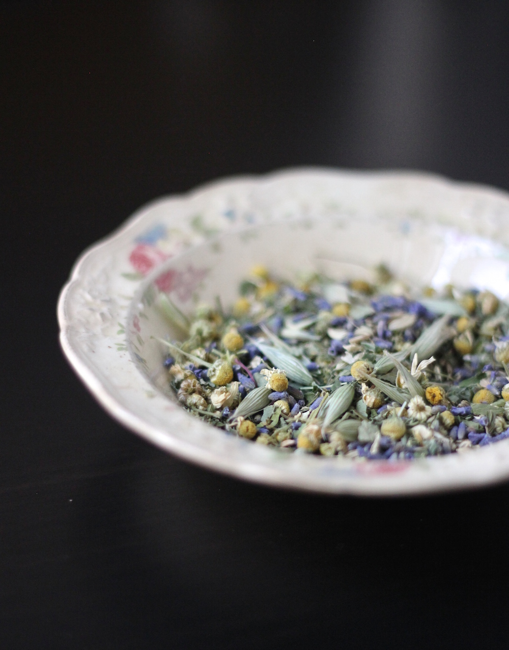 custom herbal tea blend